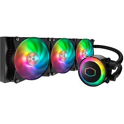 Cooler Master MasterLiquid ML360R RGB, Wasserkühlung, schwarz