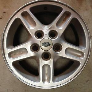 Land Rover Discovery 2 17 inch Rim Hawthorn East Boroondara Area Preview