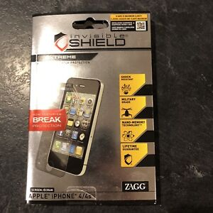Zagg Screen Protector iPhone 4/4s
