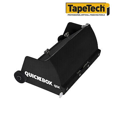 Tapetech Quickbox 8.5 Drywall Flat Finishing Box For Hot Mud Qb08-qsx