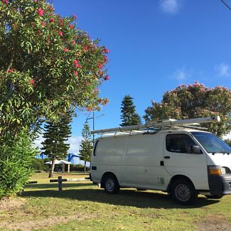 Toyota Hiace Camper, all equipped, solar,kitchenette,dual fuel...