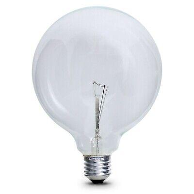 25w Klar Globe (Unbranded 25w Klar Globe Glühlampe Edison Screw E27 (240 Volt))