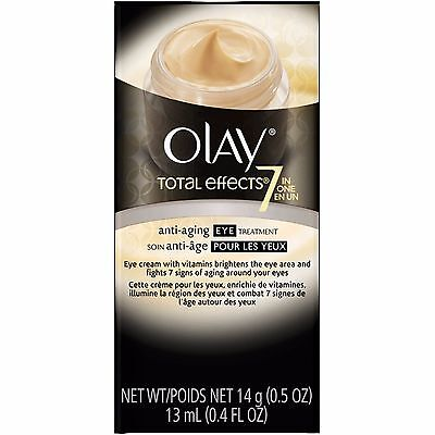 Olay Total Effects 7 in 1 Anti Aging Eye Treatment 14 g/ 0.5 oz.