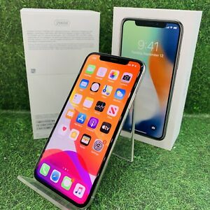 iPhone X 256gb Silver TN2994 Tax Inv Warranty Unlocked Surfers Paradise Gold Coast City Preview