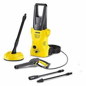 Karcher 1400W K2 High Pressure Cleaner - With Home Kit Spearwood Cockburn Area Preview