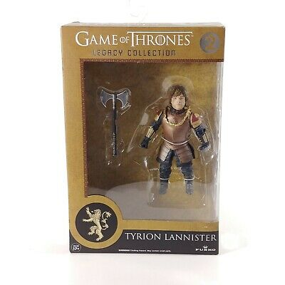 Game of Thrones Tyrion Lannister Action Figure Legacy Collection #2 Funko NEW