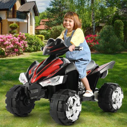 12v kids ride on atv car quad