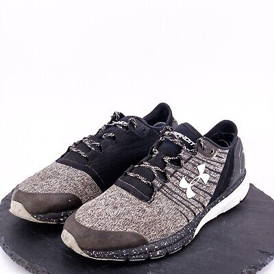Under Armour Bandit 2 Mens Shoes Running Walking Training Black Gray Size 12