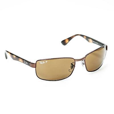 Ray-Ban RB3478 Polarized Sunglasses Brown/Crystal Brown