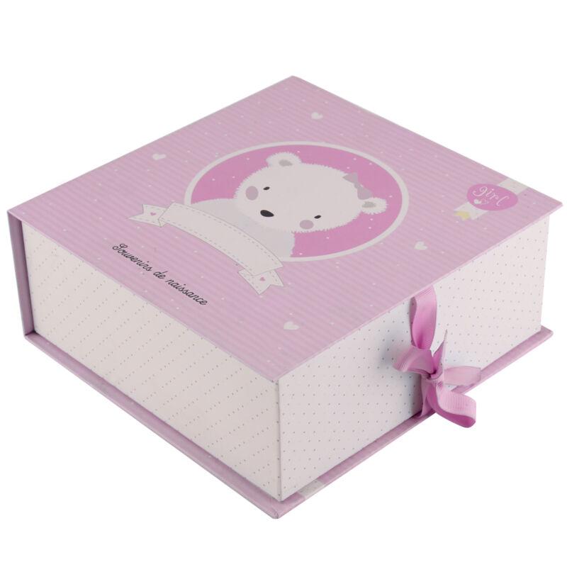 Baby Gift Memory Box : Baby keepsake box christening gift birthday memory storage