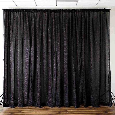 Metallic Frowning BACKDROP 20x10 ft Spandex Party Wedding Decorations WHOLESALE