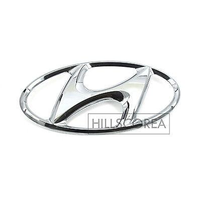 2008-2012 HYUNDAI ELANTRA TOURING / GENESIS COUPE OEM Front H Logo Emblem