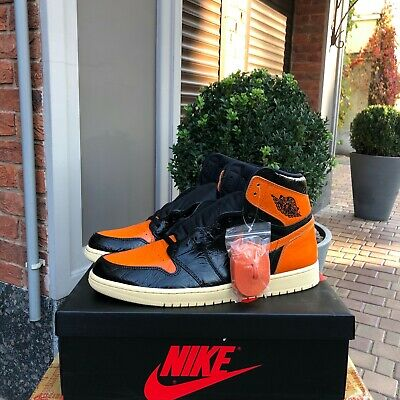 Nike Air Jordan Retro I 1 HIGH Shattered Backboard 3.0 SBB 555088-028 575441-028