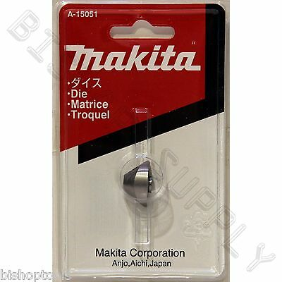 - Makita A-15051 Genuine Replacement Die Only for both JN1601 and LXNJ01Z Nibbler