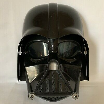Star Wars Darth Vader Talking Mask - Hasbro 2010 - Tested - New Battery