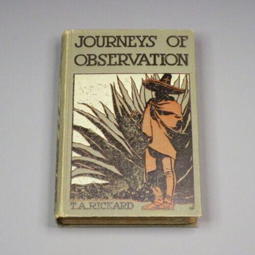 1907 book - Mining in Mexico and the San Juan Mountains of Colorado - TA Rickard