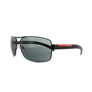 514e53737af14 PRADA Sport Sunglasses PS 54is 1bo1a1 Matte Black 65mm for sale ...