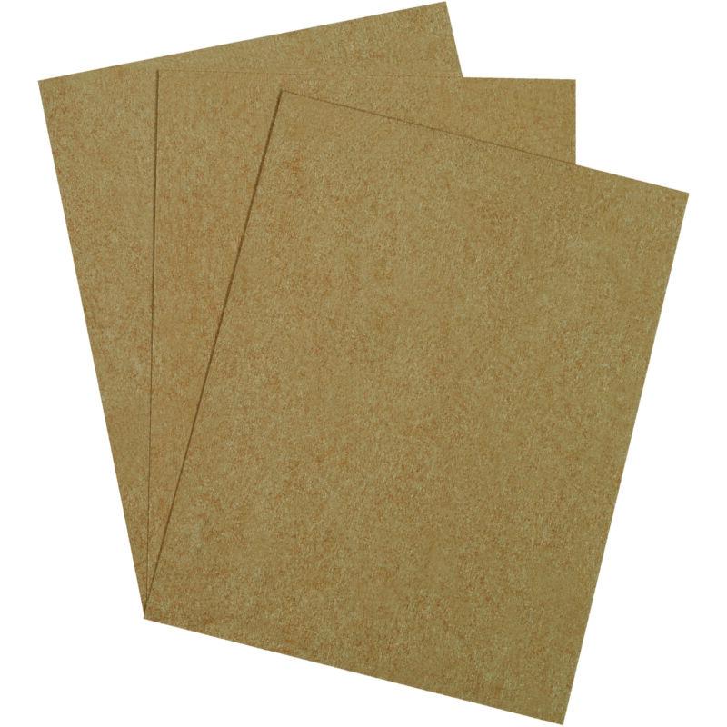 "Box Partners Chipboard Pads 8"" x 10"" Kraft 1050/Case CP810"