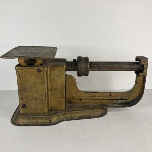 Vintage Triner Postal Scale 9 oz. Metal Slide Weight