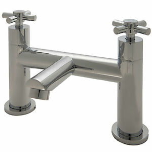 homebase arena high quality chrome bath mixer taps. Black Bedroom Furniture Sets. Home Design Ideas