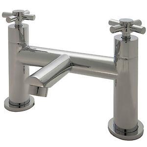 homebase arena high quality chrome bath mixer taps. Black Bedroom Furniture Sets. Home Design Ideas