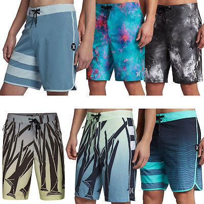 Wasser Shorts (Hurley Phantom Boardshorts Herren-Badehose Wasserhose Badeshorts Surfshorts NEU)