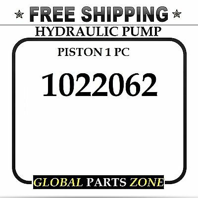 New Hydraulic Pump Piston 1 Pc For Caterpillar 1022062 102-2062 Free Delivery
