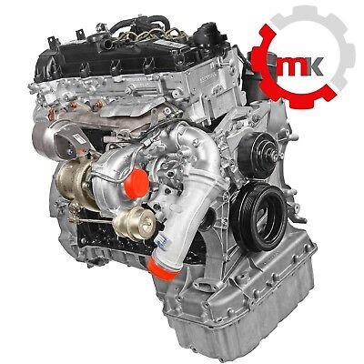 Mercedes X204 GLK 200 220 250 CDI OM651 Motor Instandsetzung mit Abholung&Einbau