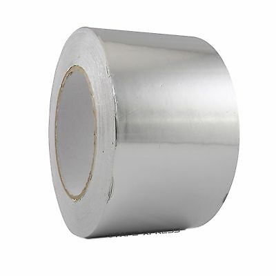 1 Roll Aluminum Foil Tape 3 X 150 With Liner - Malleable Foil - Free Shipping