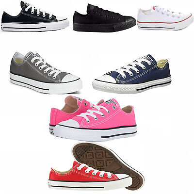 Converse Classic Kid's & Toddler Shoe's Low Top  - Childrens Converses