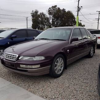 1998 Holden Statesman supercharged 6 Collectable & Original.