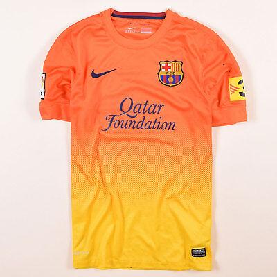 Nike Herren Trikot Jersey Gr.S FC Barcelona Dri-Fit Mehrfarbig, 56692