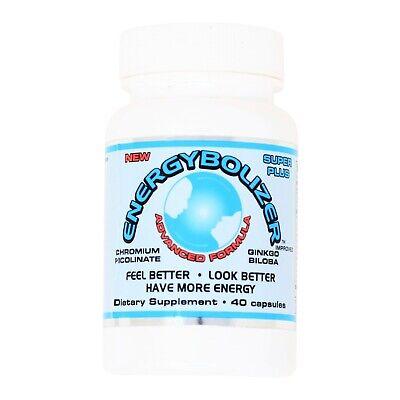 Energybolizer Advanced Formula AUTHORIZED SELLER Dietary Supplement (30 CAPS)