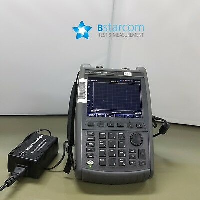 Agilent N9912a Fieldfox Handheld Rf Analyzer 6 Ghz106111