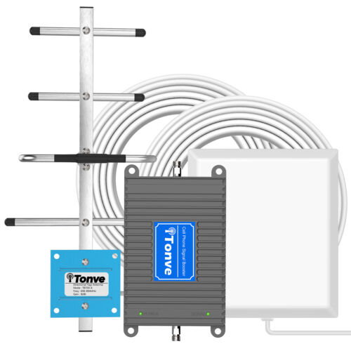ATT 700MHz Band 12/17 Cell Phone Signal Booster Improve 4G LTE Data for Home