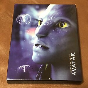 Avatar Extended Collectors Edition Blu-Ray