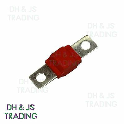 2x 50 amp MIDI FUSE High Current 50a Red We stock all sizes and Fuse Holder x 2