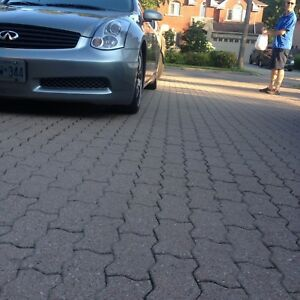 2004 g35 coupe 6 speed manual with brembo