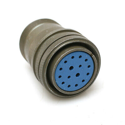 Amphenol 97-3106a-24-7s Straight 16-pin Connector