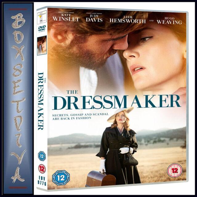 THE DRESSMAKER -  Kate Winslet & Liam Hemsworth *BRAND NEW DVD***