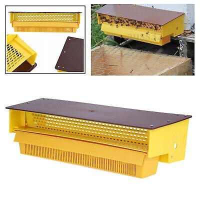 Bee Pollen Trap Ventilated Pollen Tray Collector 391410cm Easy Install