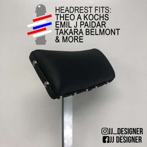 Barber Chair Headrest **Kochs, Paidar, Belmont**