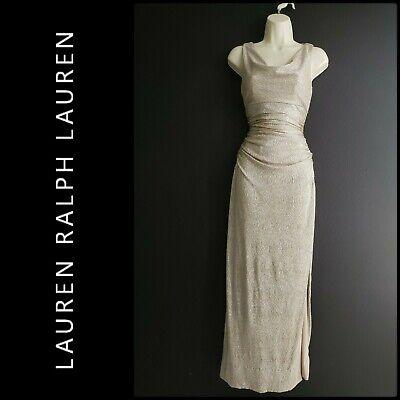 Lauren Ralph Lauren Evening Woman Sleeveless Formal Cocktail Dress Size 2P