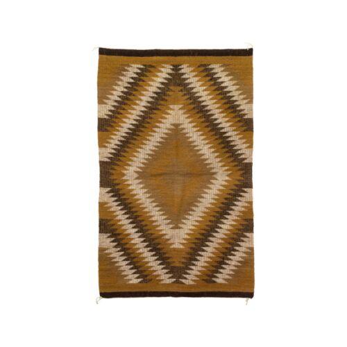 Navajo Crystal Weaving 1950s