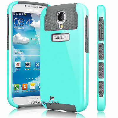 New Case for Samsung Galaxy S4 SIV i9500 Heavy Duty Armor Best Impact Hard