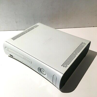 MICROSOFT XBOX 360 WHITE HDMI - REPLACEMENT CONSOLE ONLY (PAL)