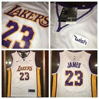 LeBron James lakers jersey all colors