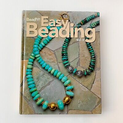 Easy Beading Vol. 3 DIY Jewelry Making Projects & Techniques BeadStyle Magazine - Diy Easy Projects