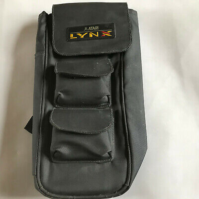 ATARI LYNX 1 & 2 Official  Pouch Bag Case Storage