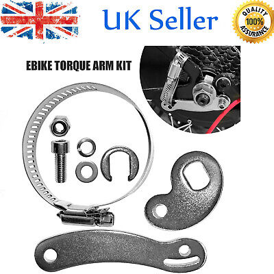 Electric Bike Torque Arm Accessory Ebike Torque Washers For Front Rear G9J7